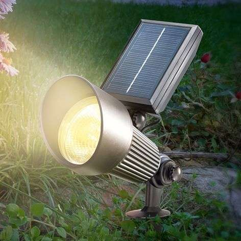 LED-kohdevalaisin Spotlight RGB-valolla
