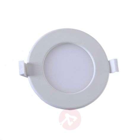 LED-kohdevalo Joki valkoinen 3000K pyöreä 11,5cm