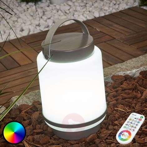 LED-koristevalaisin Doji iDual, akku, kaukosäätö