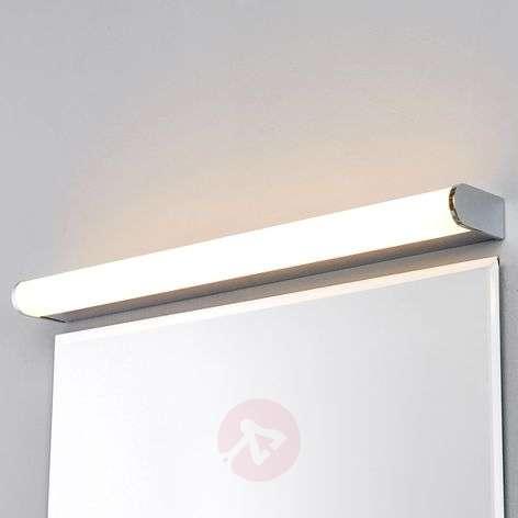 LED-kylpy- ja peilivalo Philippa puolipyöreä 58cm