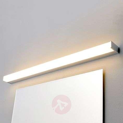LED-kylpyhuone ja peilivalo Philippa kulmikas 88cm