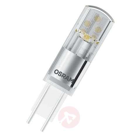 LED-kynälamppu 300° GY6.35 2,4 W, lämmin valk.