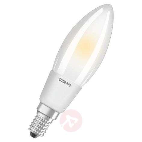 LED-kynttilälamppu E14 4,5 W, lämmin valkoinen