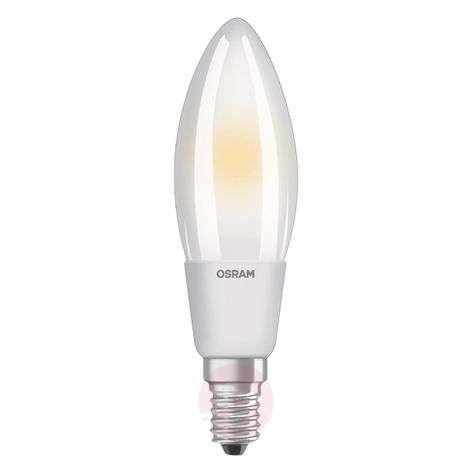 LED-kynttilälamppu E14 6 W, lämmin valkoinen