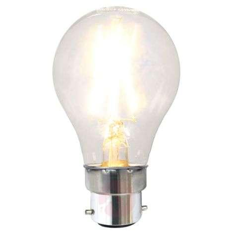 LED-lamppu B22 1,6W, lämmin valkoinen