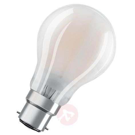 LED-lamppu B22d 4W, lämmin valkoinen, 470 lumenia