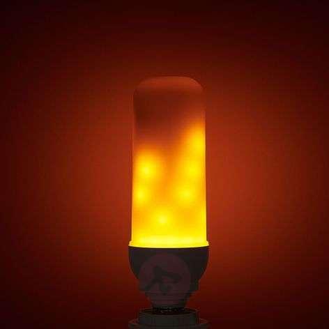 LED-lamppu E14 3W, Dancing Flame, 1°600K