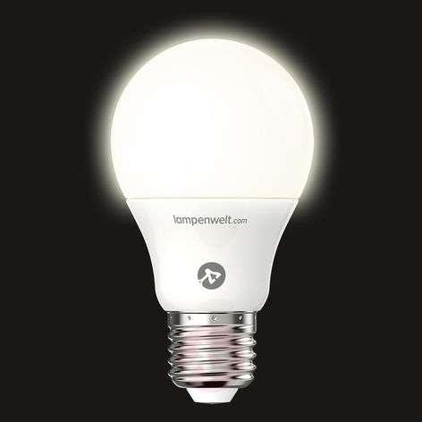 LED-lamppu E27 7,5 W 827 matta