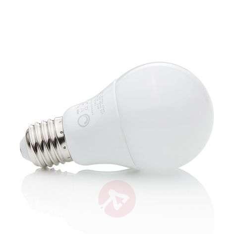 LED-lamppu E27 8,6 W 827 matta, himmennettävä