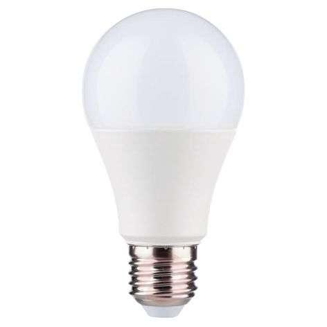 LED-lamppu E27 9 W 4 000 K, 806 lm tunnistimilla