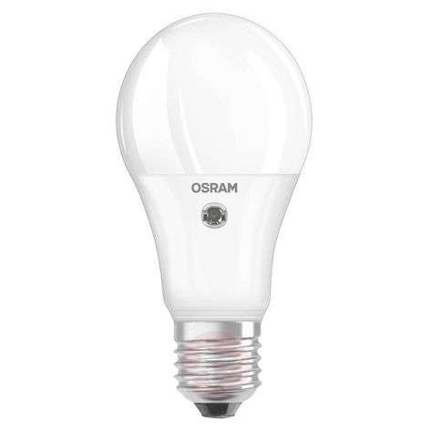 LED-lamppu E27 9W, lämmin valk., päivänvalotunn.