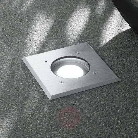 LED-lattiauppovalaisin Kari, kulmikas