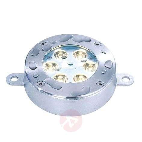 LED-lattiauppovalaisin vedenalaiseen käyttöön