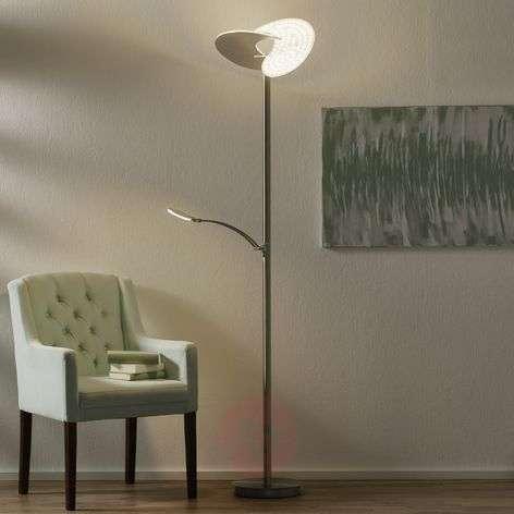 LED-lattiavalaisin Malibu muistitoiminnolla