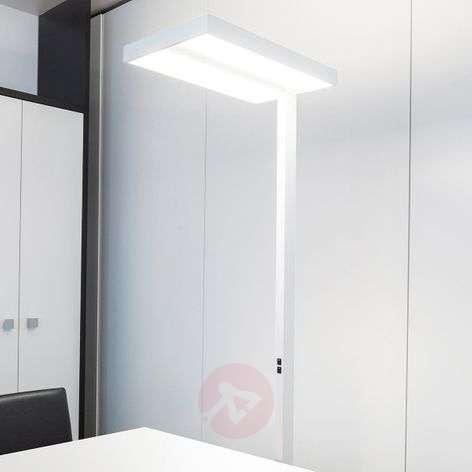 LED-lattiavalaisin System 01, valkoinen