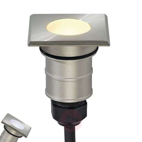 LED-maavalaisin POWER TRAIL-LITE square, 1 W, IP67