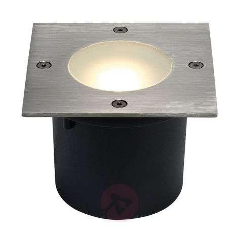 LED-maavalaisin WETSY DISK, nelikulmainen