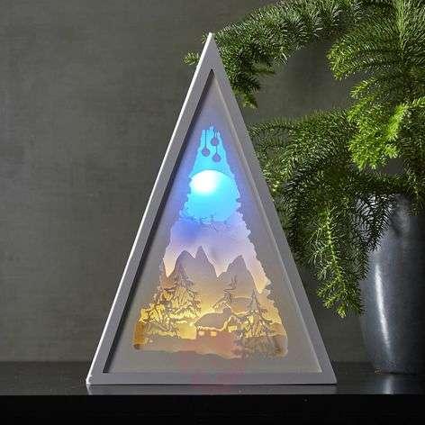 LED-maisemakuva Scenery