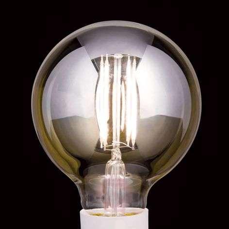 LED-pallolamppu E27 7W, valkoinen, 720lm, himm.
