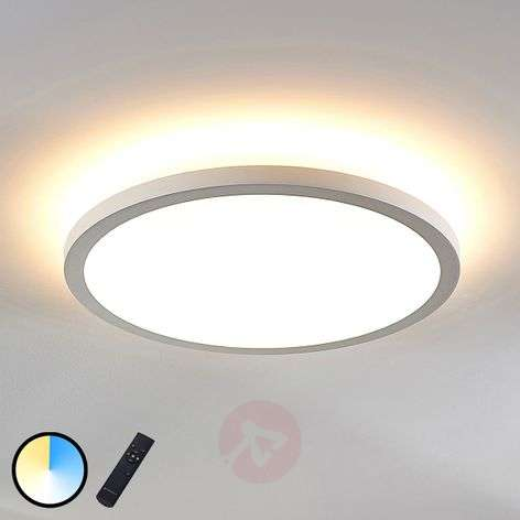 LED-paneeli Brenda CCT, kaukosäädin Ø 40 cm