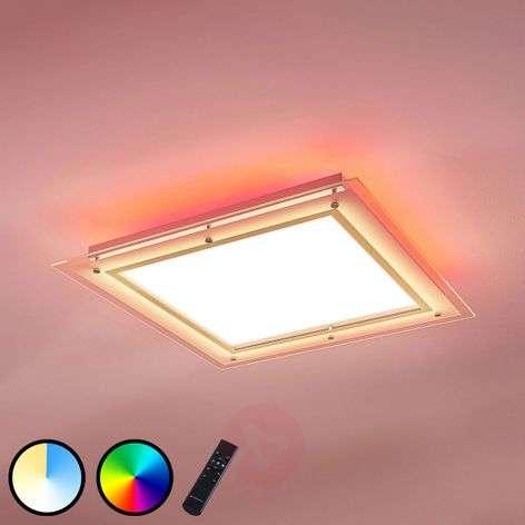 LED-paneeli Curd CCT, 53 x 53 cm