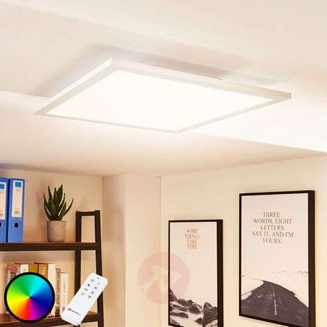 LED-paneeli Tinus, värin vaihto RGB – lämmin valk.