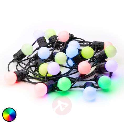 LED-party-valoketju Twinkly Festoon -laajennus