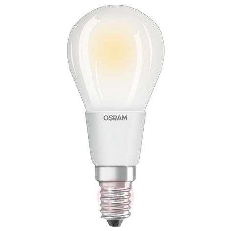 LED-pisaralamppu E14 4,5 W, lämmin valkoinen