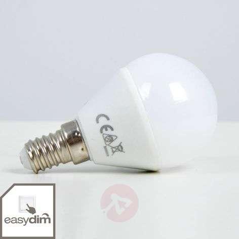 LED-pisaralamppu E14, 5W, Easydim