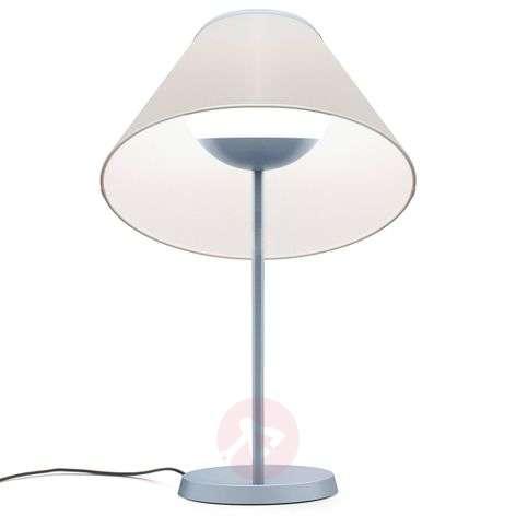 LED-pöytälamppu Cappuccina, kerma