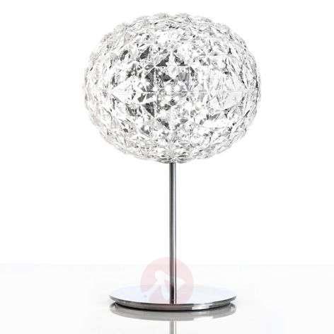 LED-pöytälamppu Planet kosketushimmentimellä