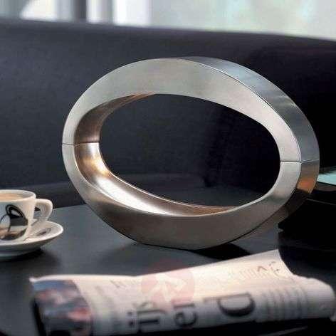 LED-pöytävalaisin MAURICE, alumiini
