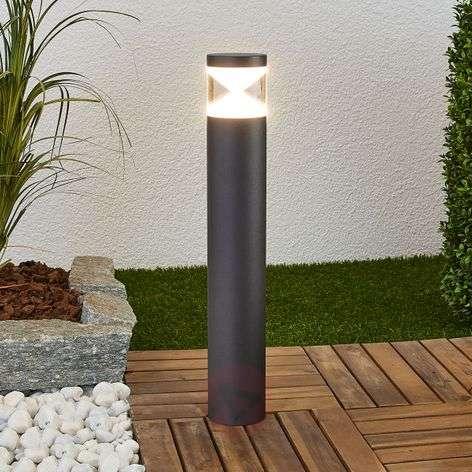 LED-pollarilamppu Tamiel, alumiini