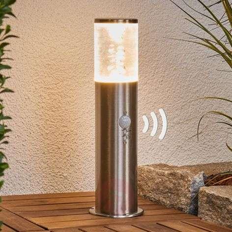 LED-pollarivalaisin Belen tunnistinohjauksella
