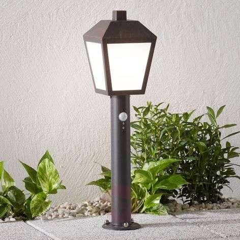 LED-pollarivalaisin Bendix, liikkeentunnistin
