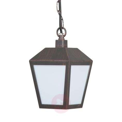 LED-riippuvalaisin Bendix ulkokäyttöön