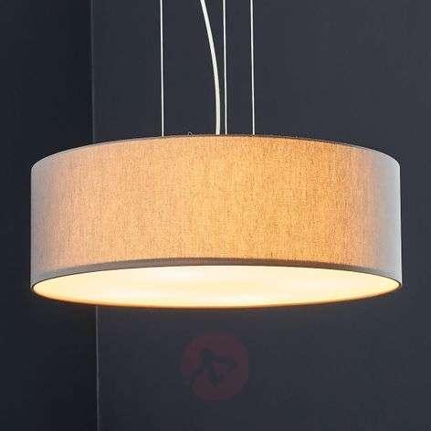 LED-riippuvalo Gala, 50 cm, grafiitti sintsi