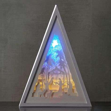 LED-seimikuva Scenery