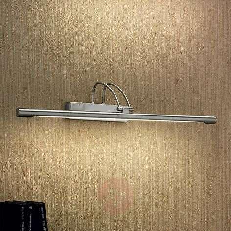 LED-seinä-kuvavalaisin NOBLESSE nikkeli-matta