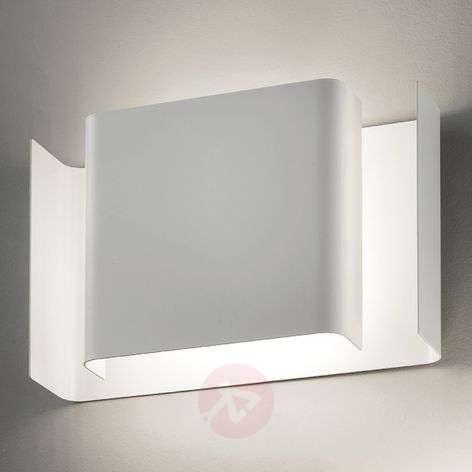 LED-seinävalaisin Alalunga, valkoinen