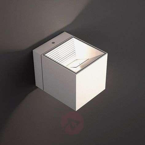 LED-seinävalaisin Dau, valkoinen