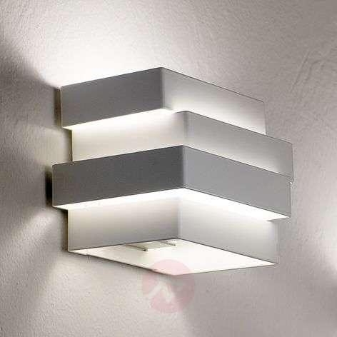 LED-seinävalaisin Escape Cube valkoinen
