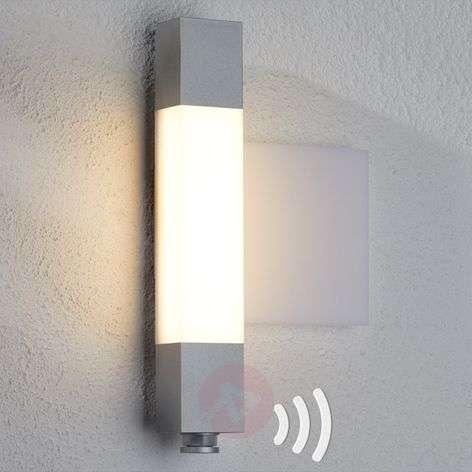 LED-seinävalaisin L630, talonumeropan., tunnistin