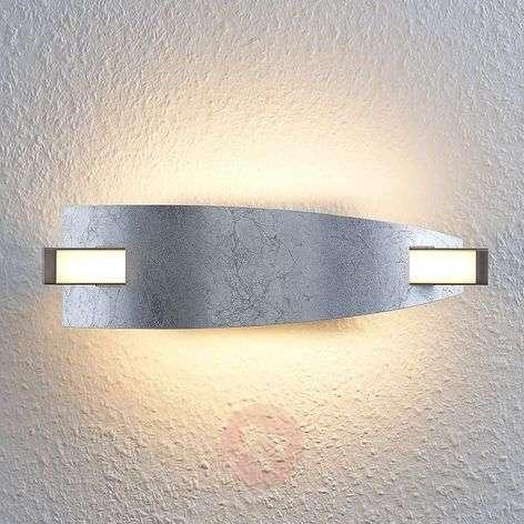 LED-seinävalaisin Marija, hopeaviimeistely