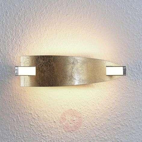 LED-seinävalaisin Marija, kultaviimeistely