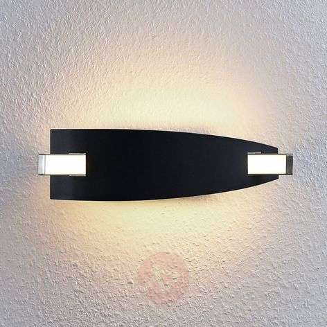 LED-seinävalaisin Marija, ruosteviimeistely