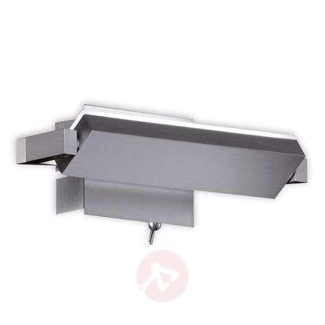 LED-seinävalaisin Pare, käännettävä, kytkin