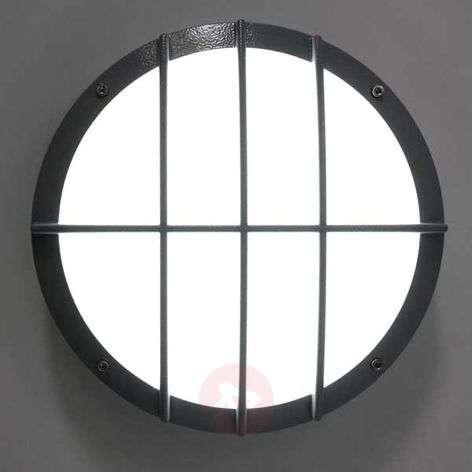 LED-seinävalaisin SUN 8 painevaletusta alumiinista