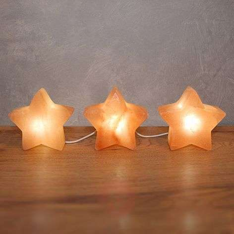 LED Star Trio koristeellinen pöytävalaisin