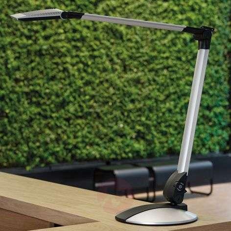 LED-työpöytävalaisin Optimus jalustalla